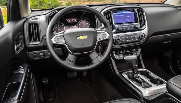 Chevrolet Colorado ZR2 2021