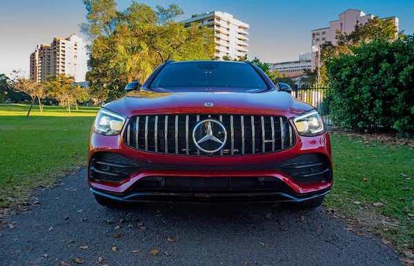 2021 Mercedes Benz GLC 43